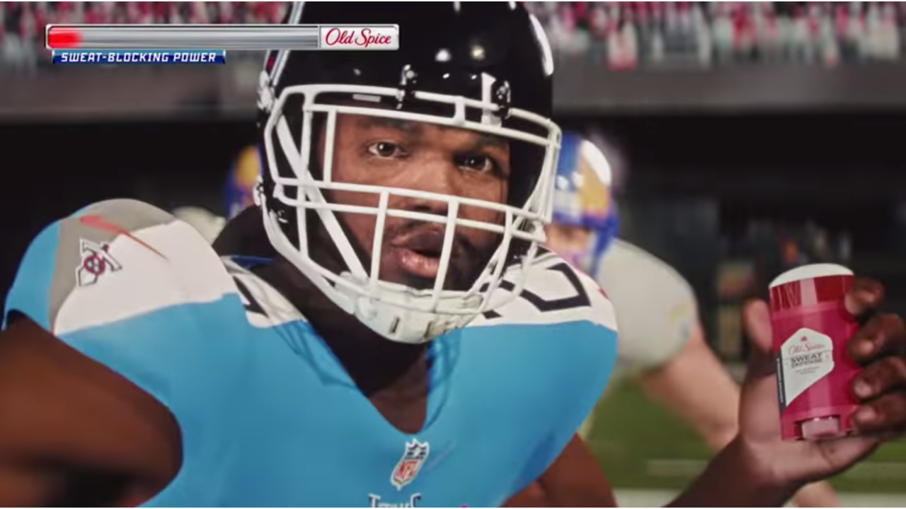 Steelers fans troll Derrick Henry's new Old Spice ad 1