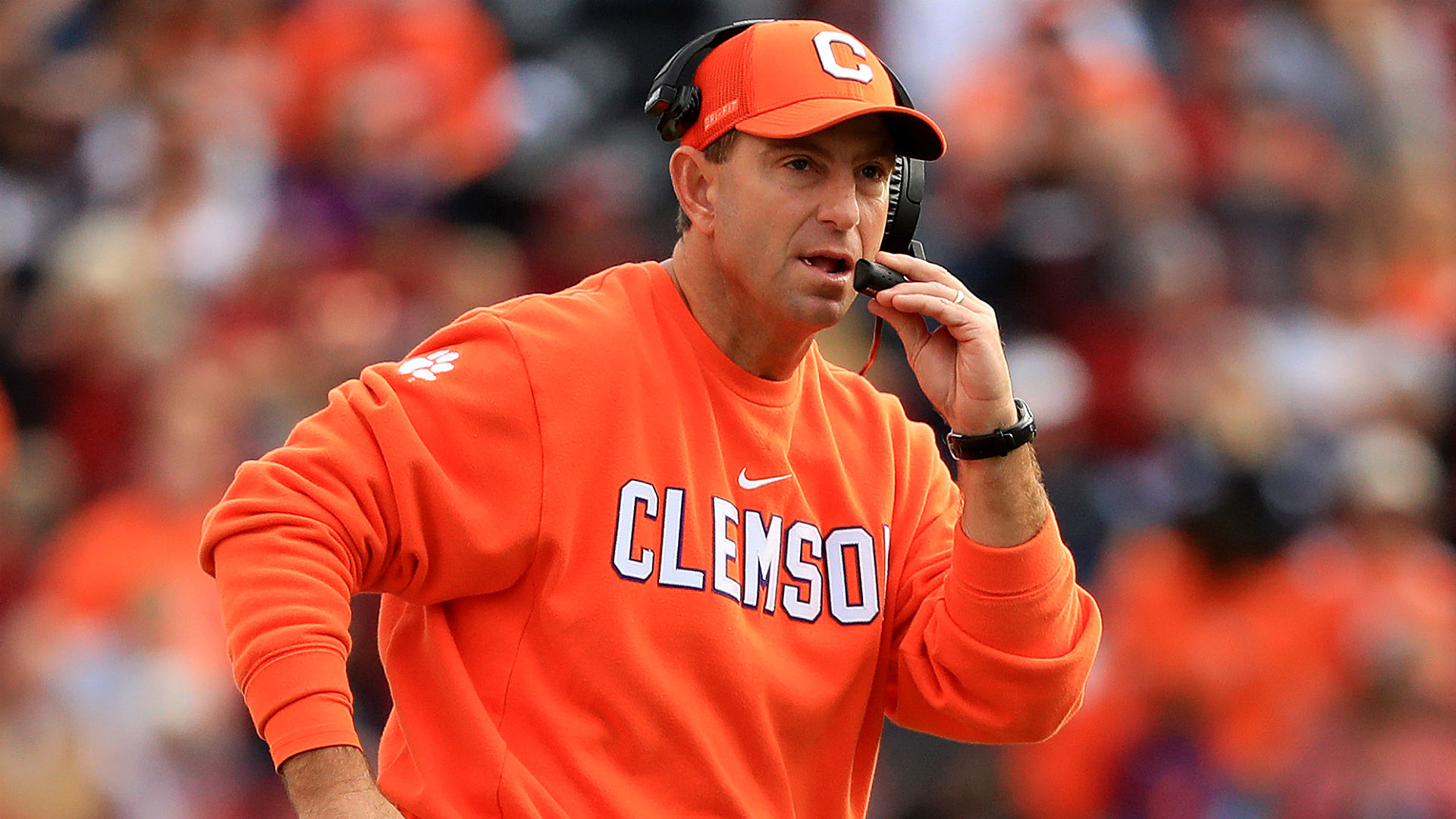 Dabo Swinney fires back after Paul Finebaum called the ...