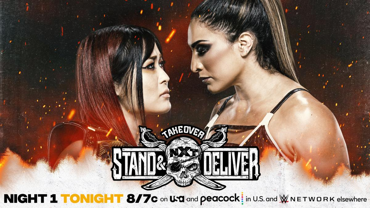 NXT TakeOver: Stand & Deliver Night One results and match ratings