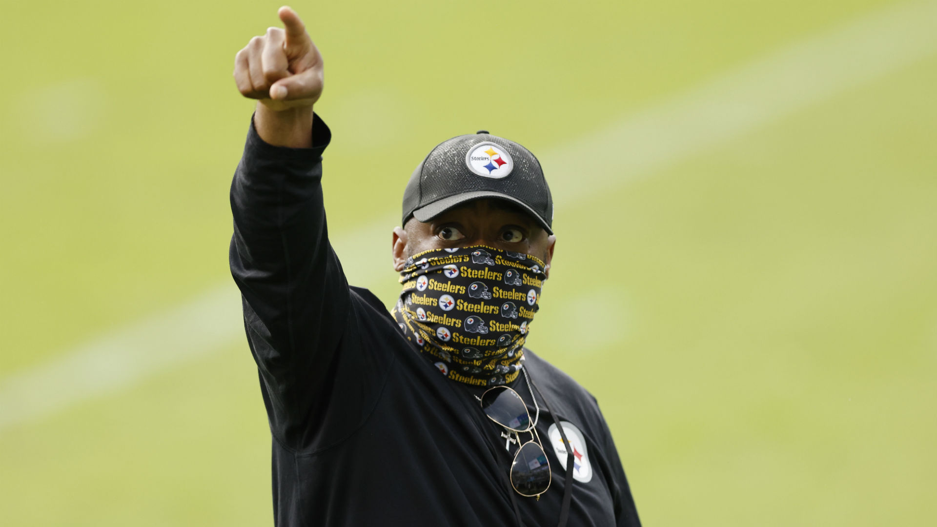 Why Steelers, Eagles are exempt from Pennsylvania's face mask mandate