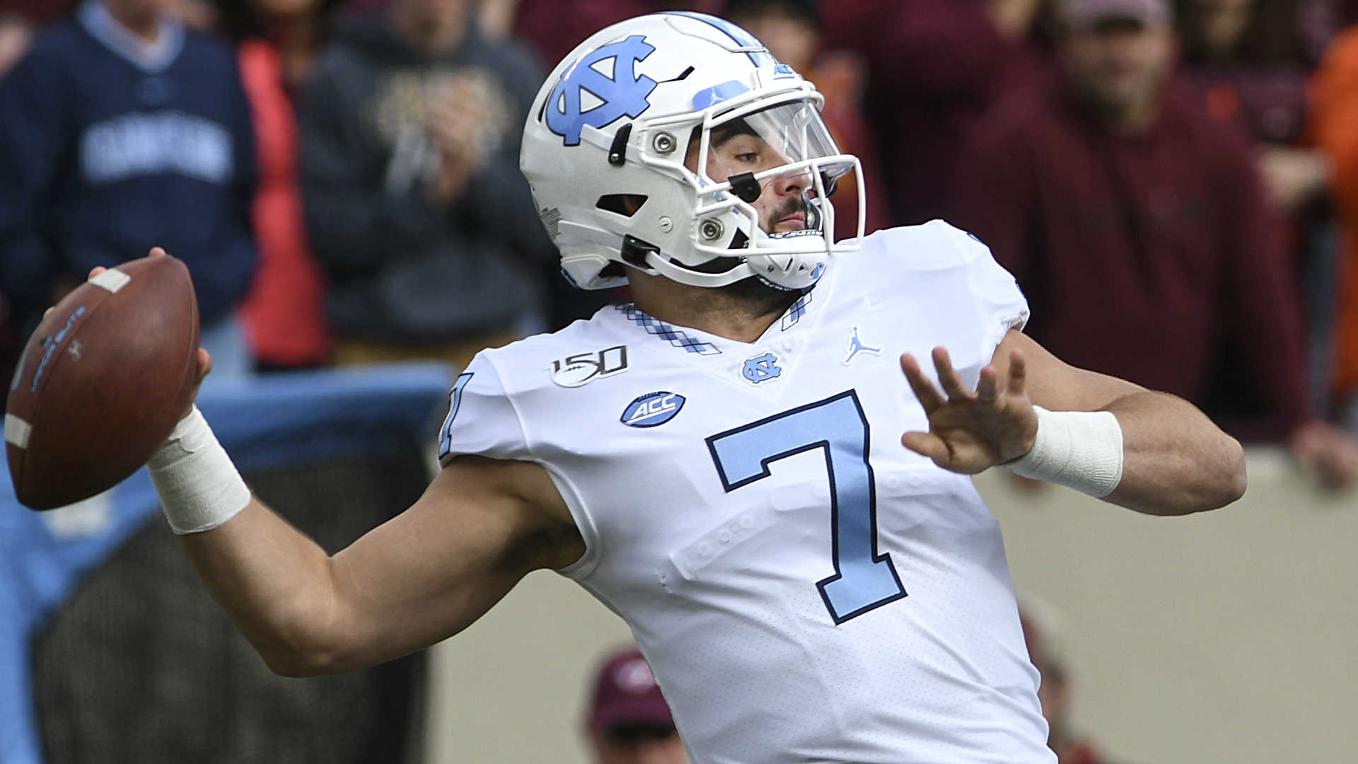 2022 NFL Draft: Sam Howell a first-round QB in waiting at North Carolina 1