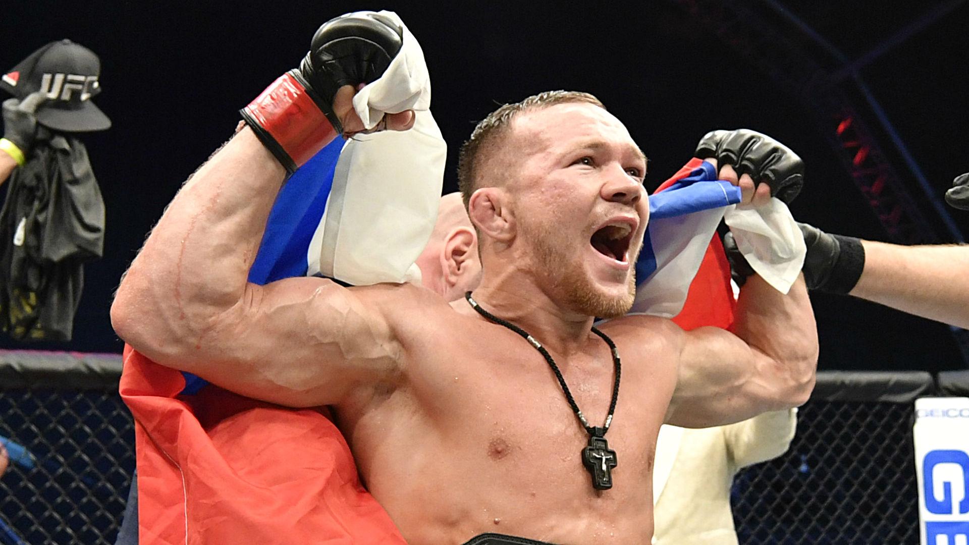 UFC 251: Petr Yan stops Jose Aldo with ground-and-pound barrage, grabs bantamweight belt