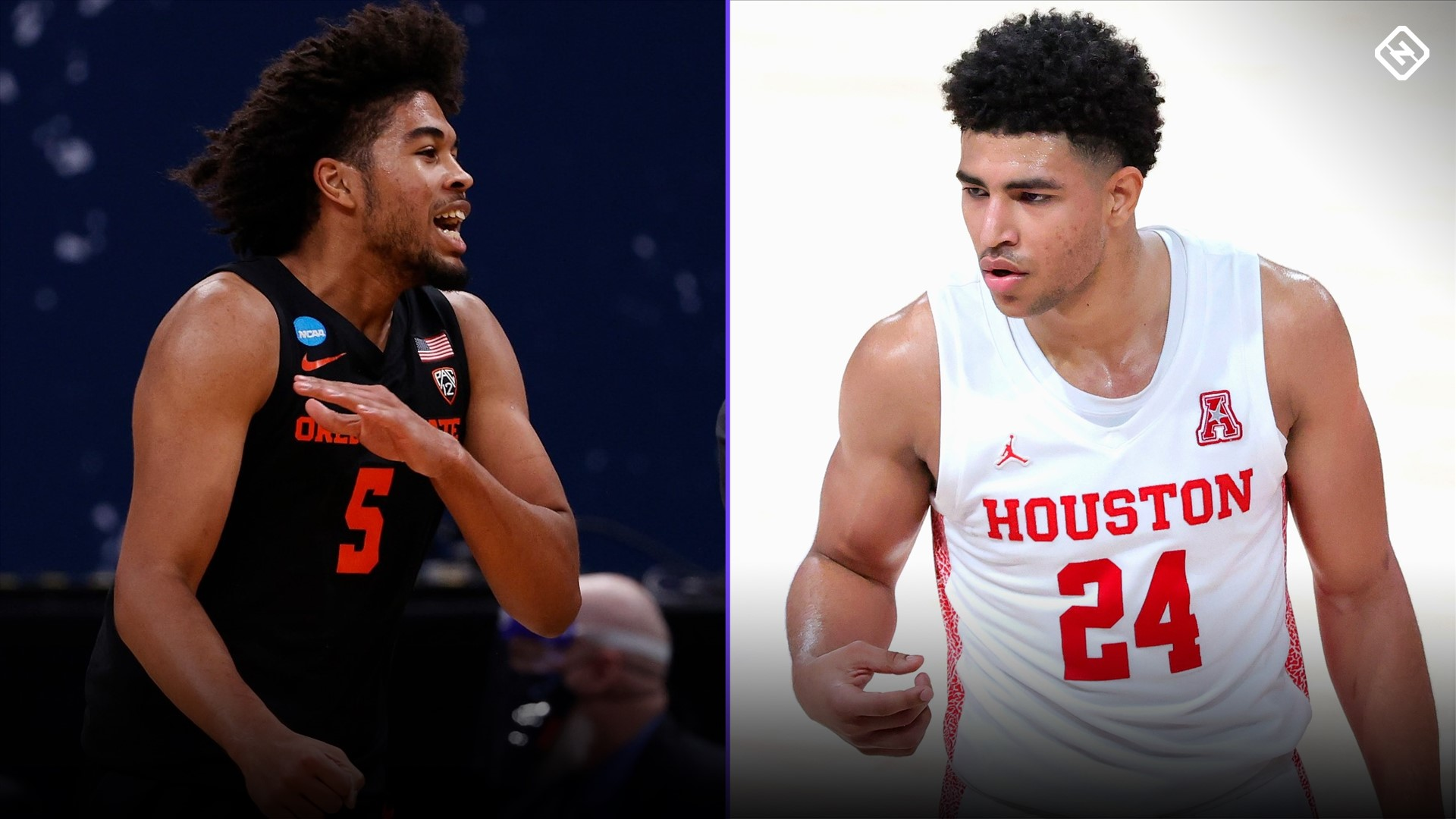 Houston vs. Oregon State odds, picks, predictions for March Madness Elite Eight game