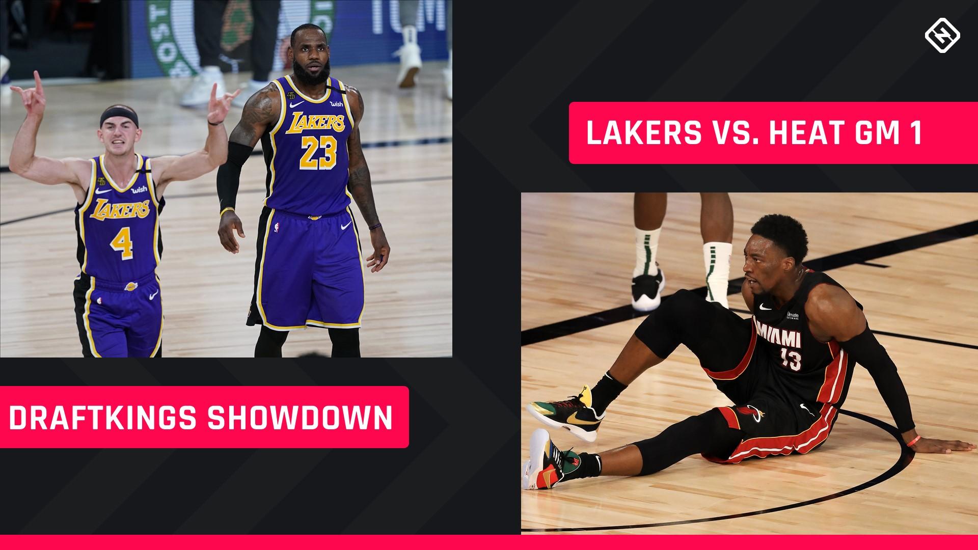 NBA Finals DraftKings Picks: NBA DFS lineup advice for ...