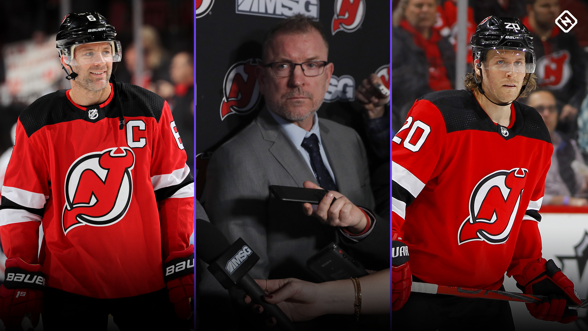 New Jersey Devils, once thought of as contenders, move forward with rebuild