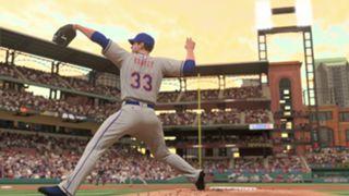 MLB The Show 16 Matt Harvey