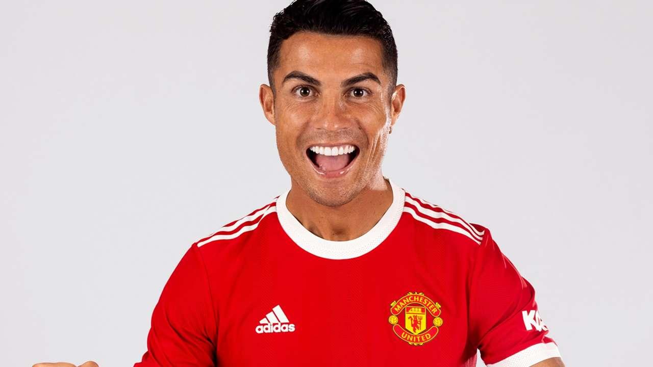 Cristiano Ronaldo - Manchester United - August 2021