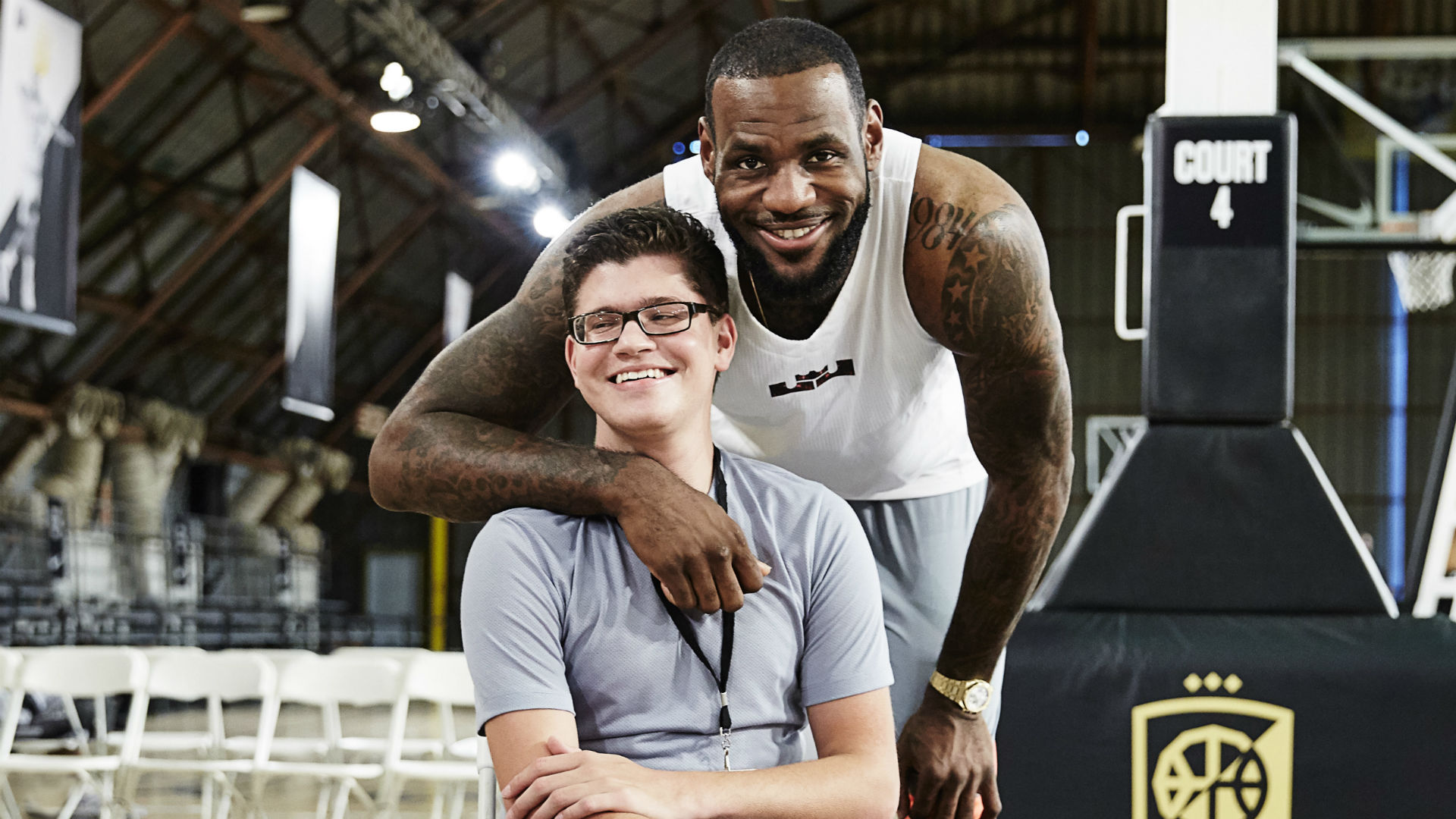 Teenager's letter inspires Nike to