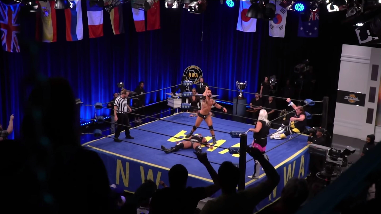 'NWA Powerrr' muestra que la lucha libre y la nostalgia pueden ser compañeros de equipo perfectos 31