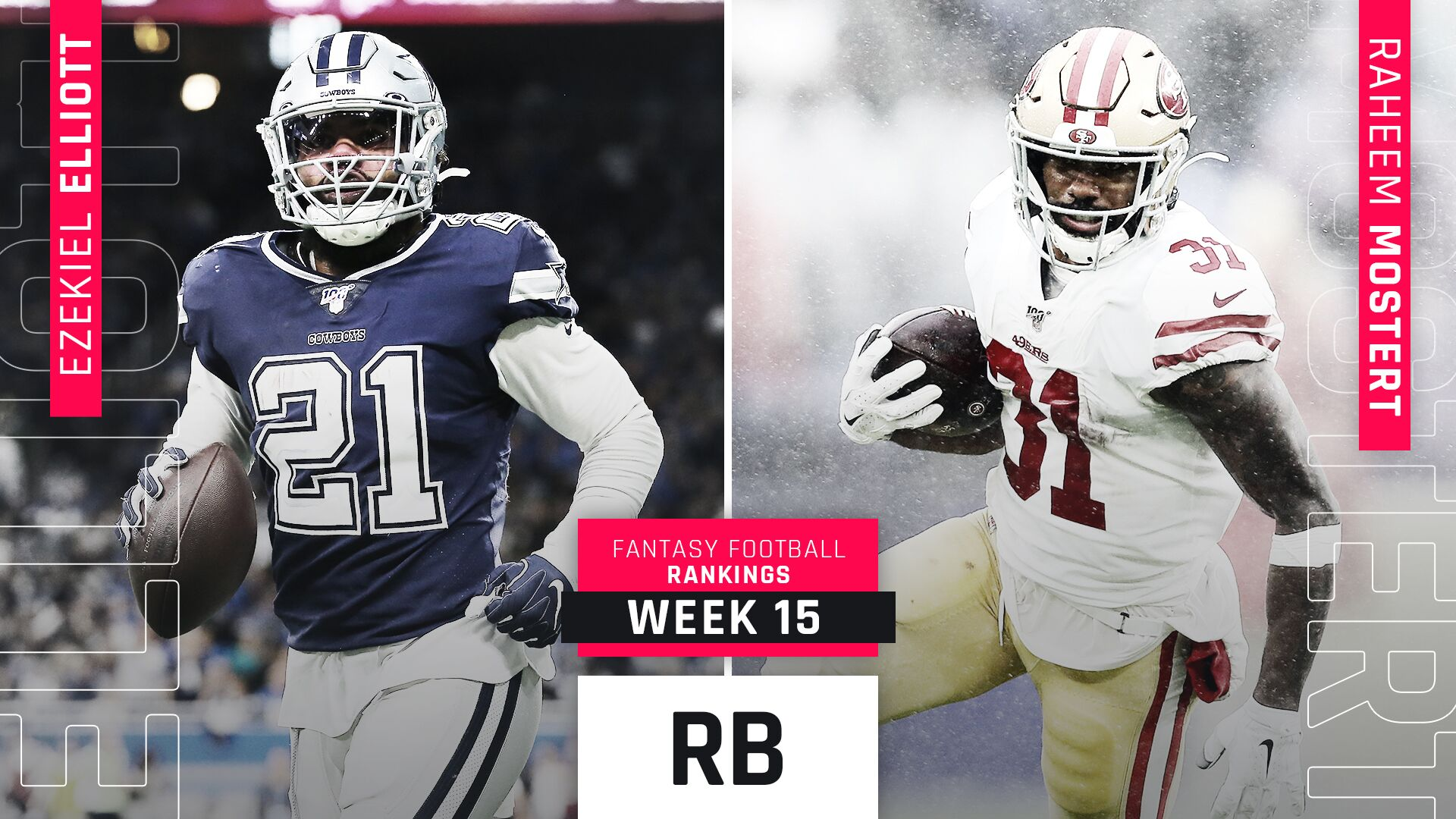 Week 15 Fantasy RB Rankings: Todd Gurley, Raheem Mostert moving up during fantasy playoffs