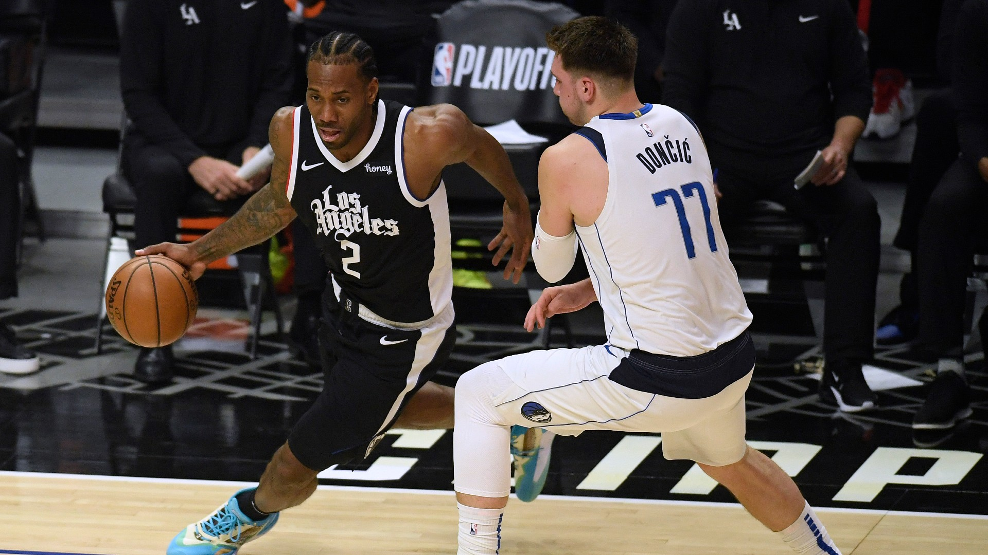 What channel is Mavericks vs.  Clippers today?  Time, TV schedule for Game 7 of the NBA playoff series