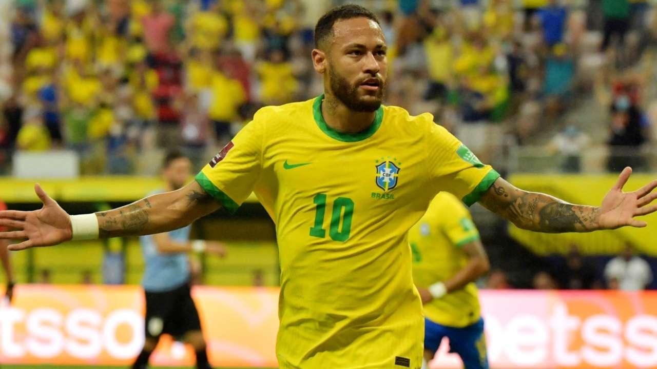 Neymar - Brazil - October 14, 2021
