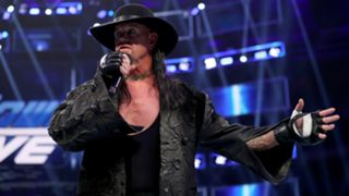 It's rewarding for Undertaker to know that he took a little bit of all those souls with him.