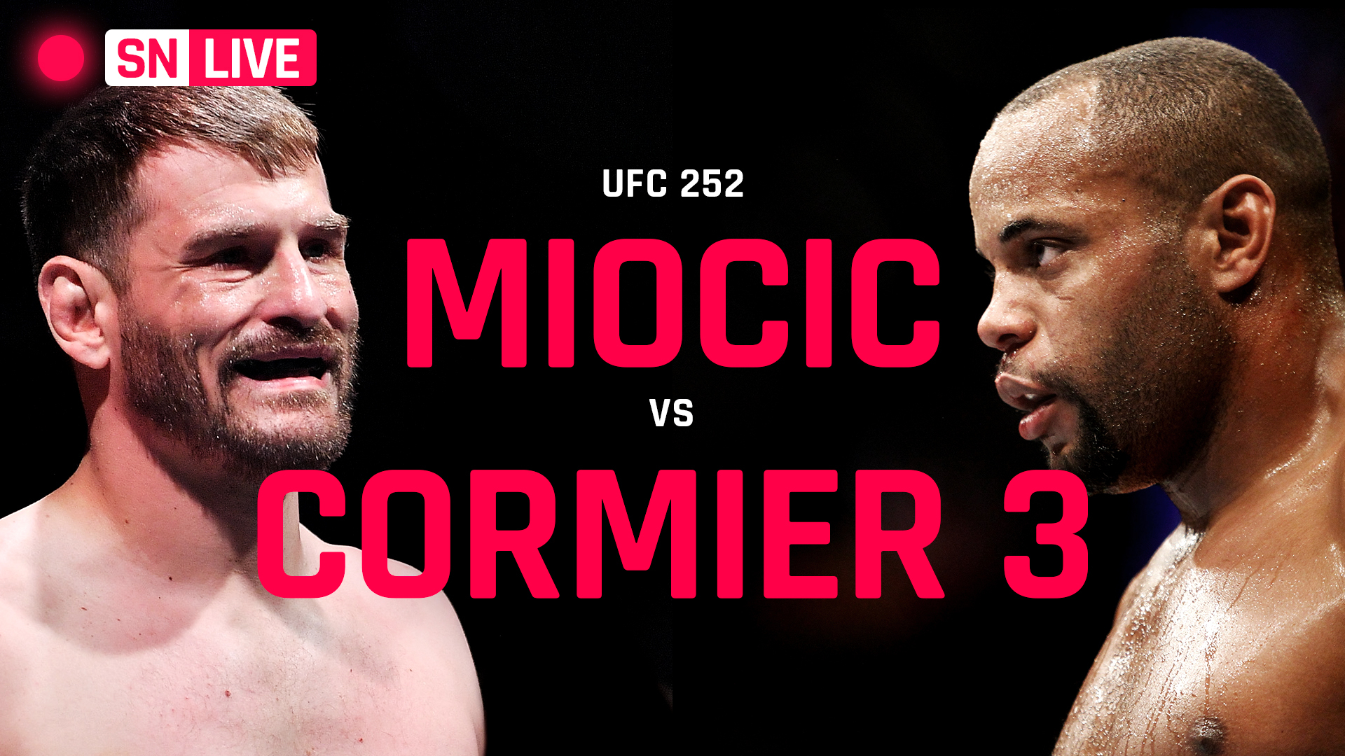 UFC 252 live updates, results, highlights from Stipe Miocic vs. Daniel Cormier 3 fight & full card 1