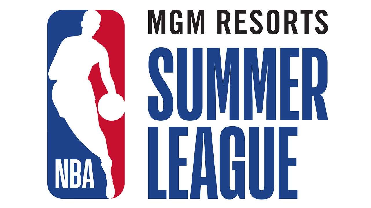 NBA Summer League logo 1600x900