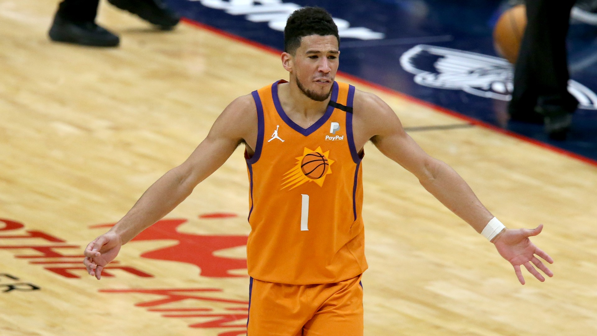 Devin Booker's ejection, explained: Suns star booted vs. Lakers after aiming 'profane language' at referee