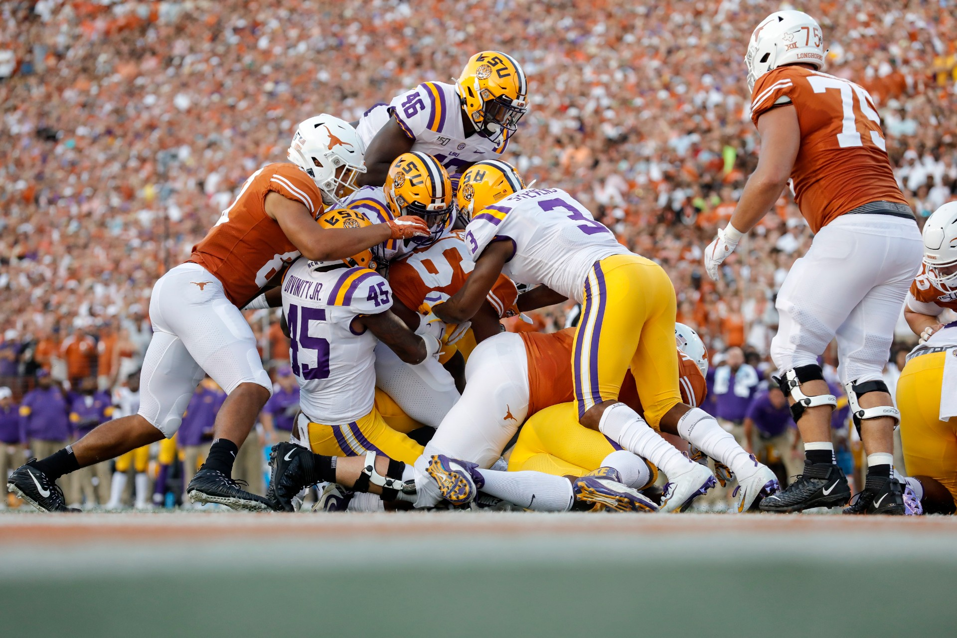 Here are the college football games canceled by SEC's conference-only schedule