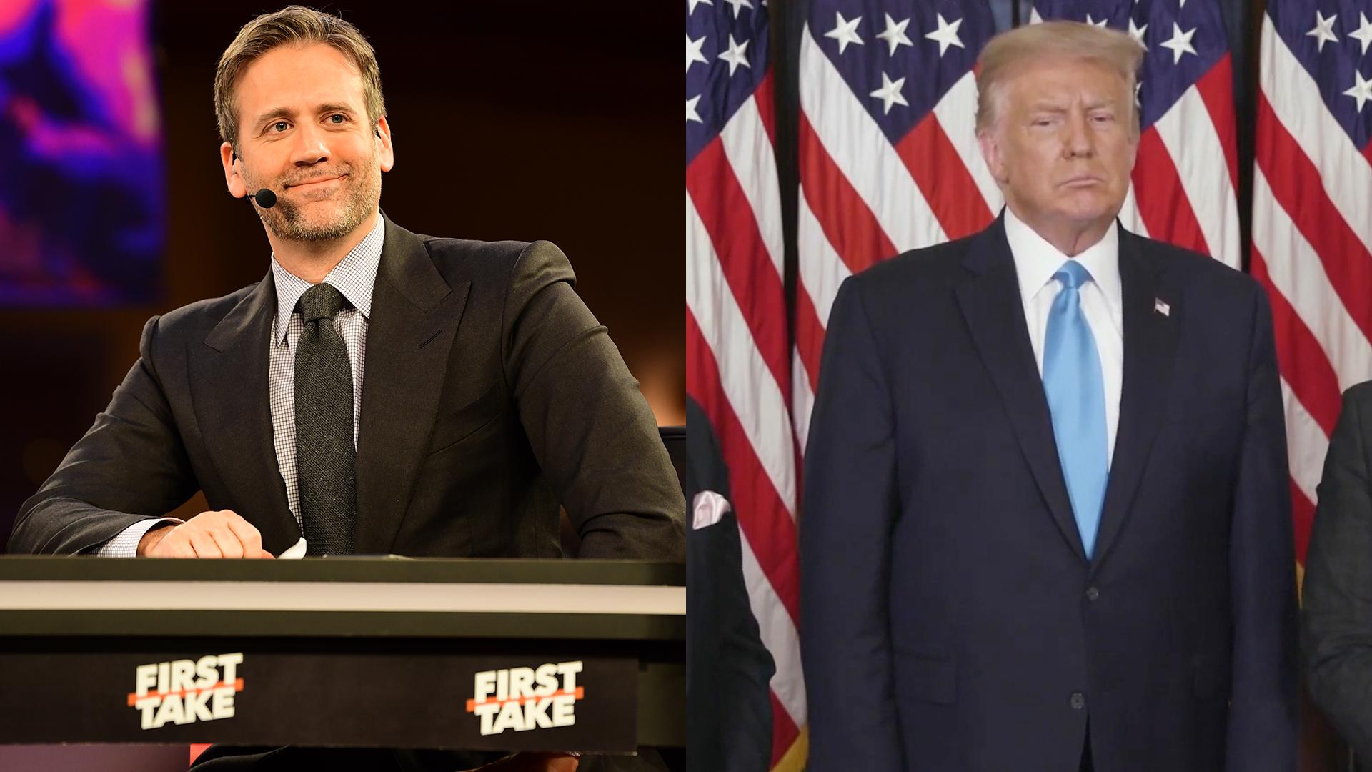 Max Kellerman calls SEC fans who support Donald Trump 'easy to propagandize'