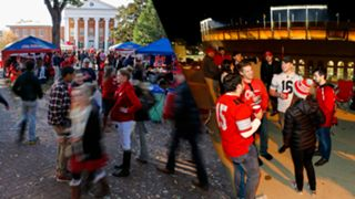 NCAA College tailgating