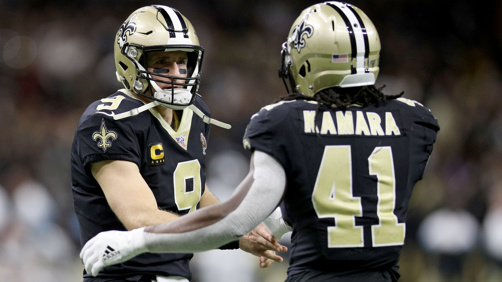 Michael Thomas, Alvin Kamara and other Saints forgive Drew Brees: 'Let's focus back on the real issue'
