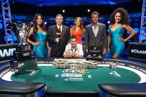 Christine Drake Poker