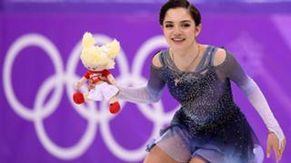 Evgenia Medvedeva, Olympic Athletes of Russia