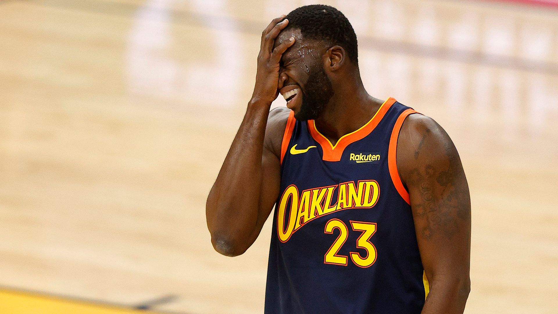 Hornets stun Warriors after Draymond Green's late ejection; Steve Kerr says forward 'crossed the line'