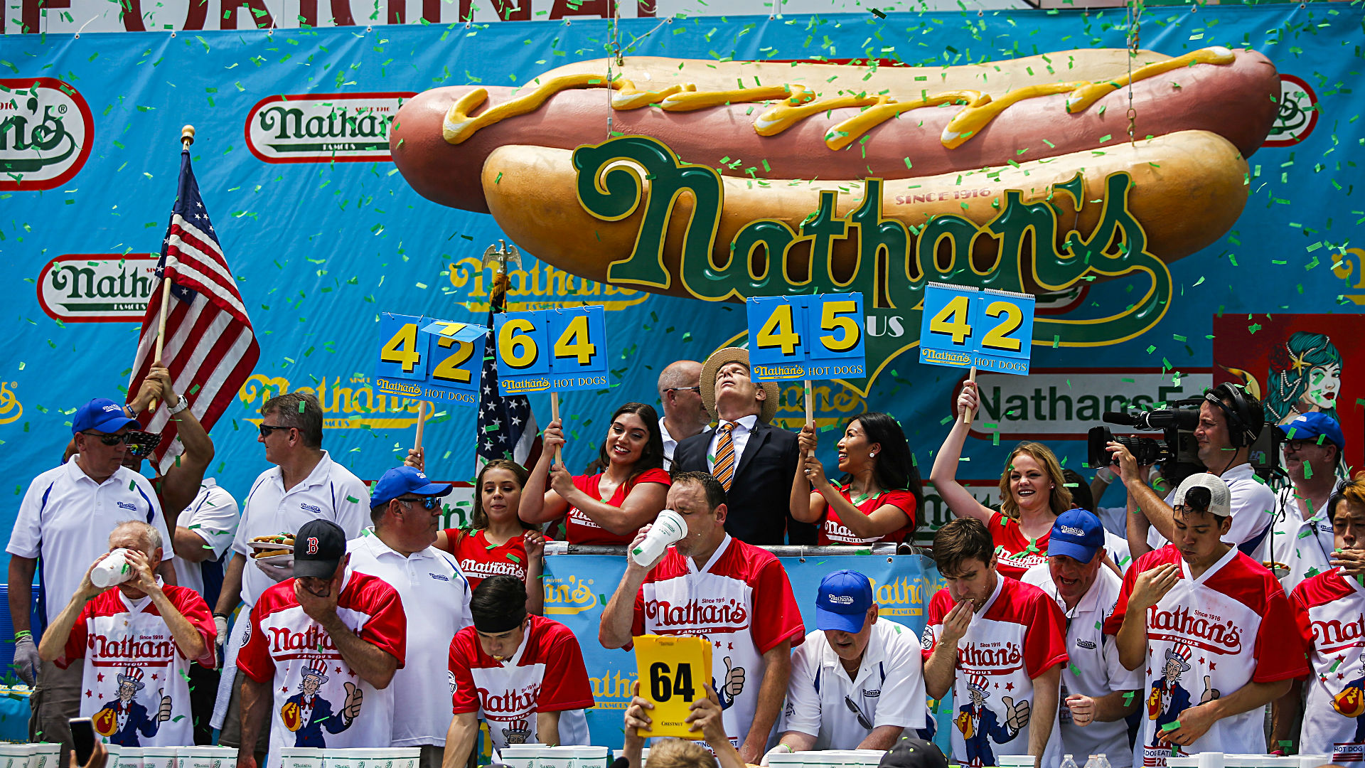 Nathan's Hot Dog Eating Contest prize money: How much will the winner make in 2020? 1