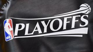 NBA Playoffs Logo pic