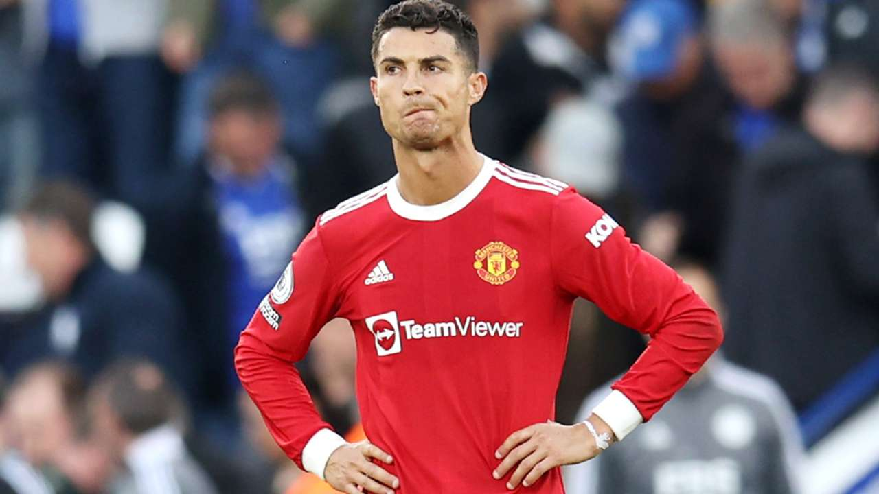 Cristiano Ronaldo - Manchester United - October 16, 2021