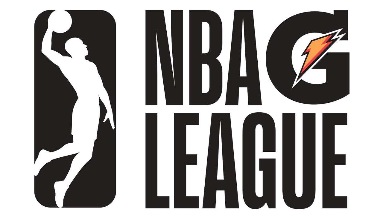 NBA GLeague Secondary logo G-League official logo 1600x900
