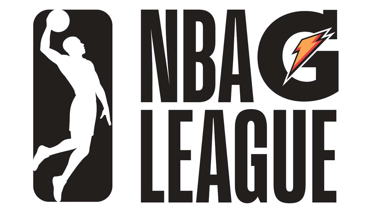 NBA GLeague Secondary logo G-League official logo 1600x900