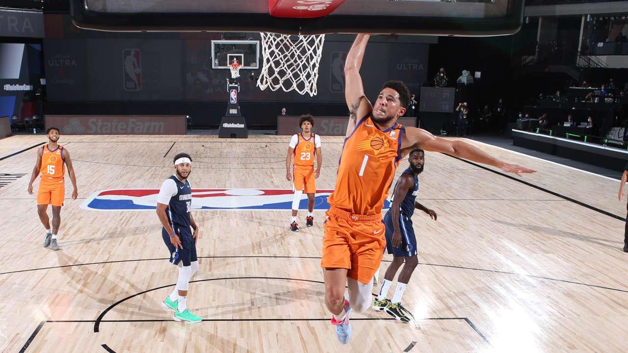 Devin Booker Suns
