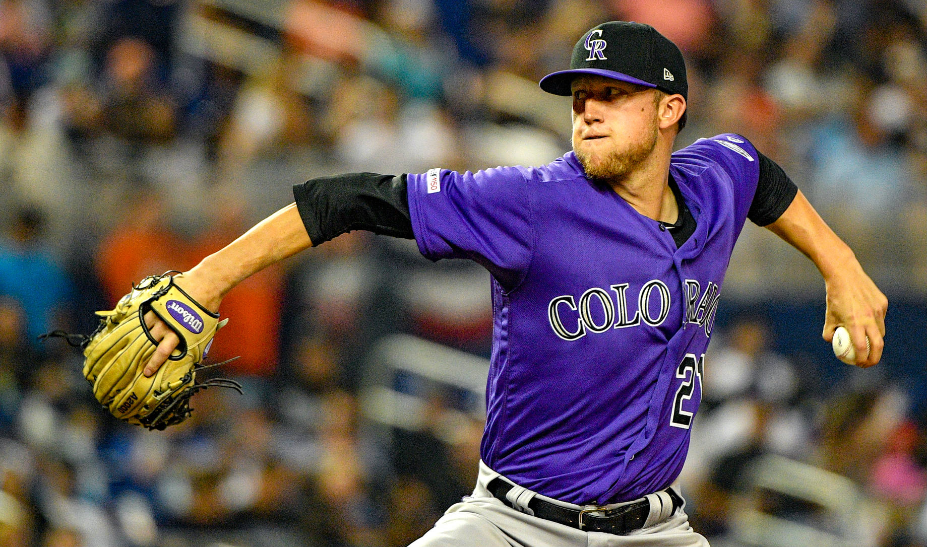 Rockies' Kyle Freeland is optimistic MLB has stopped tinkering with his livelihood 1