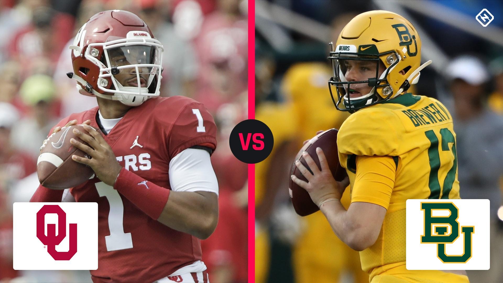Oklahoma vs baylor betting predictions horse betting types