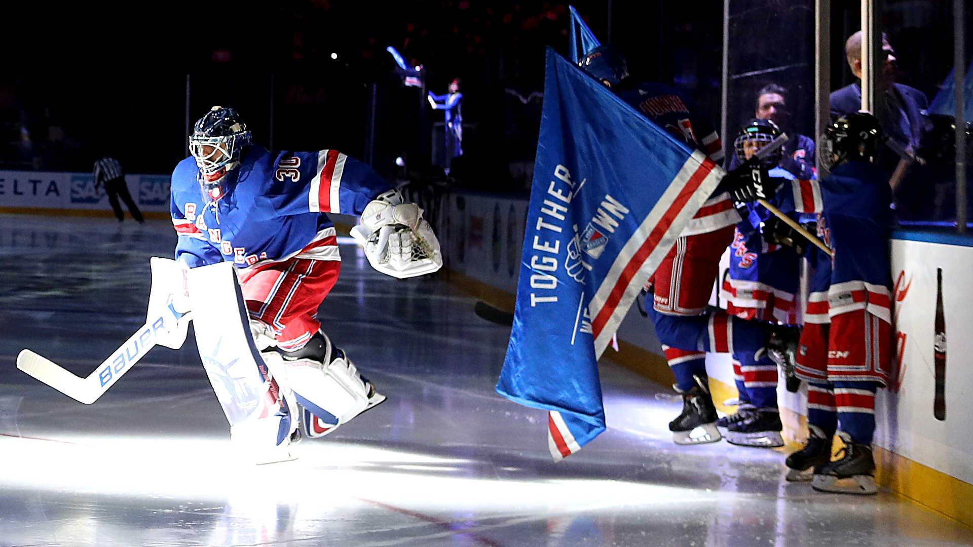 Ex-Rangers goalies reflect on Henrik Lundqvist's tenure in New York: 'He was a rock star'