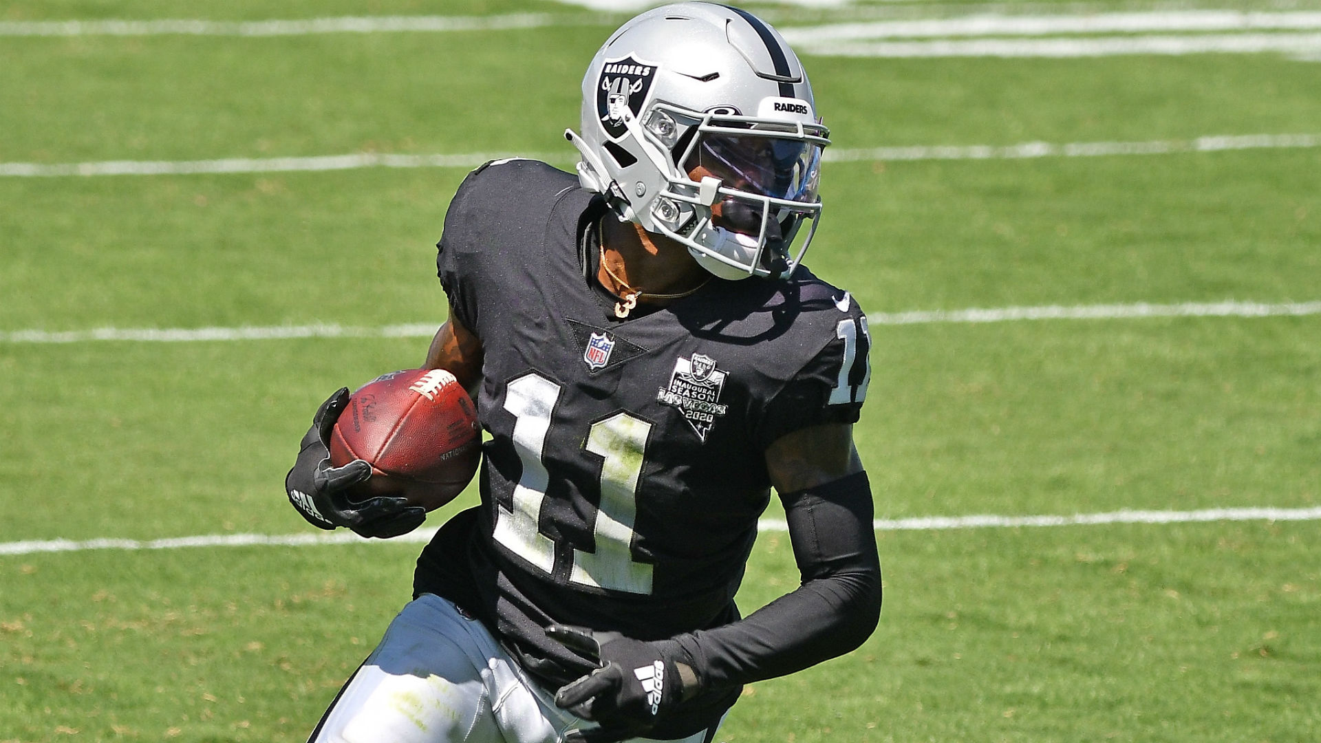 Is Henry Ruggs playing Monday night? Fantasy injury update for Raiders-Saints MNF game