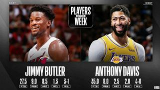 Miami Heat Jimmy Butler Los Angeles Lakers Anthony Davis