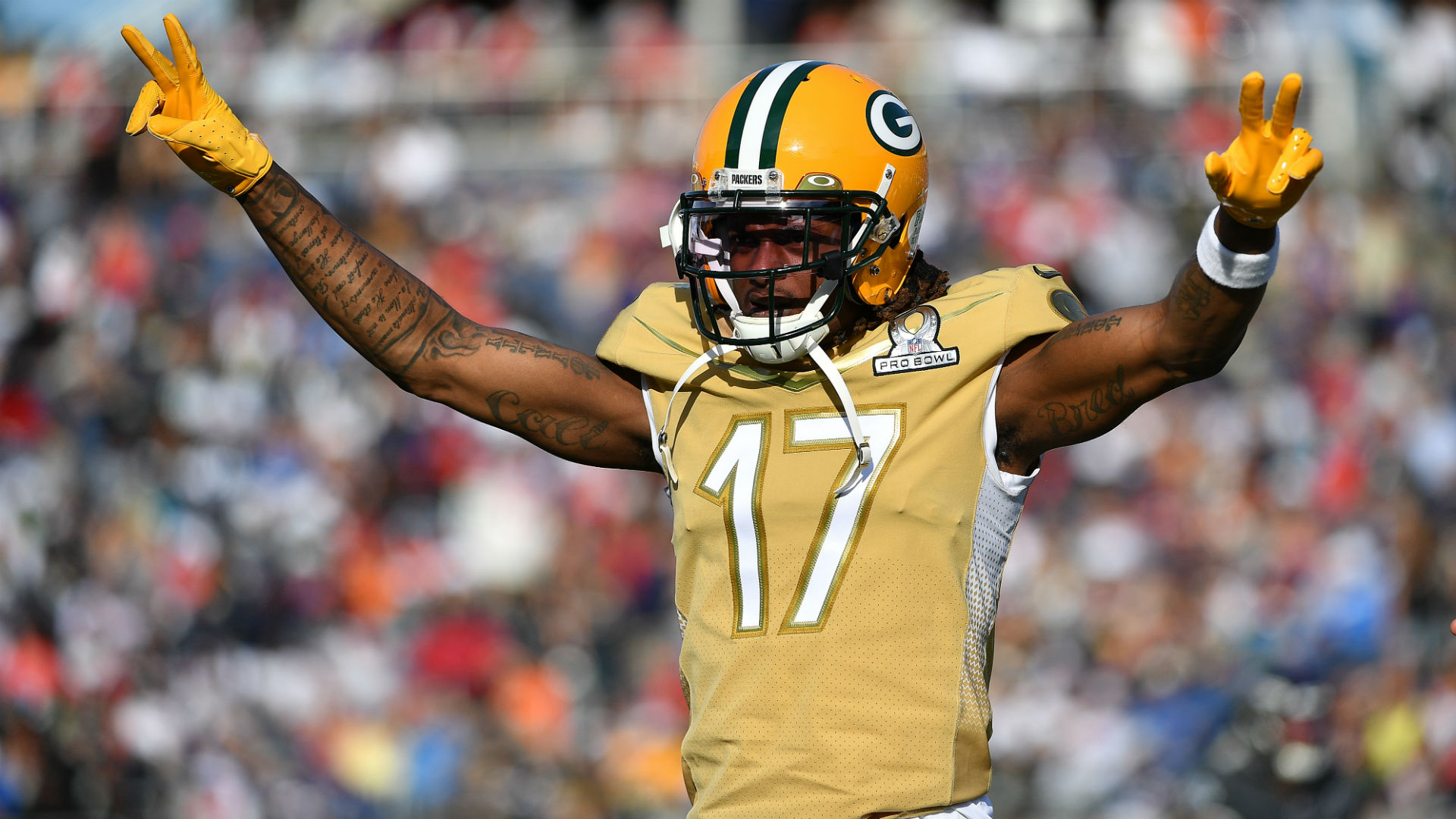 How Packers Star Davante Adams Was Overlooked In 2014 Nfl Draft After Record Setting College Career Sporting News