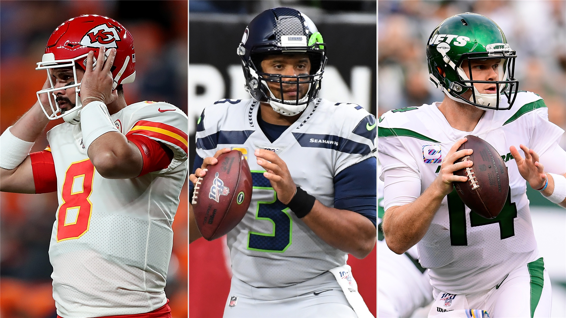 Nfl Qb Power Rankings Russell Wilson New No 1 After