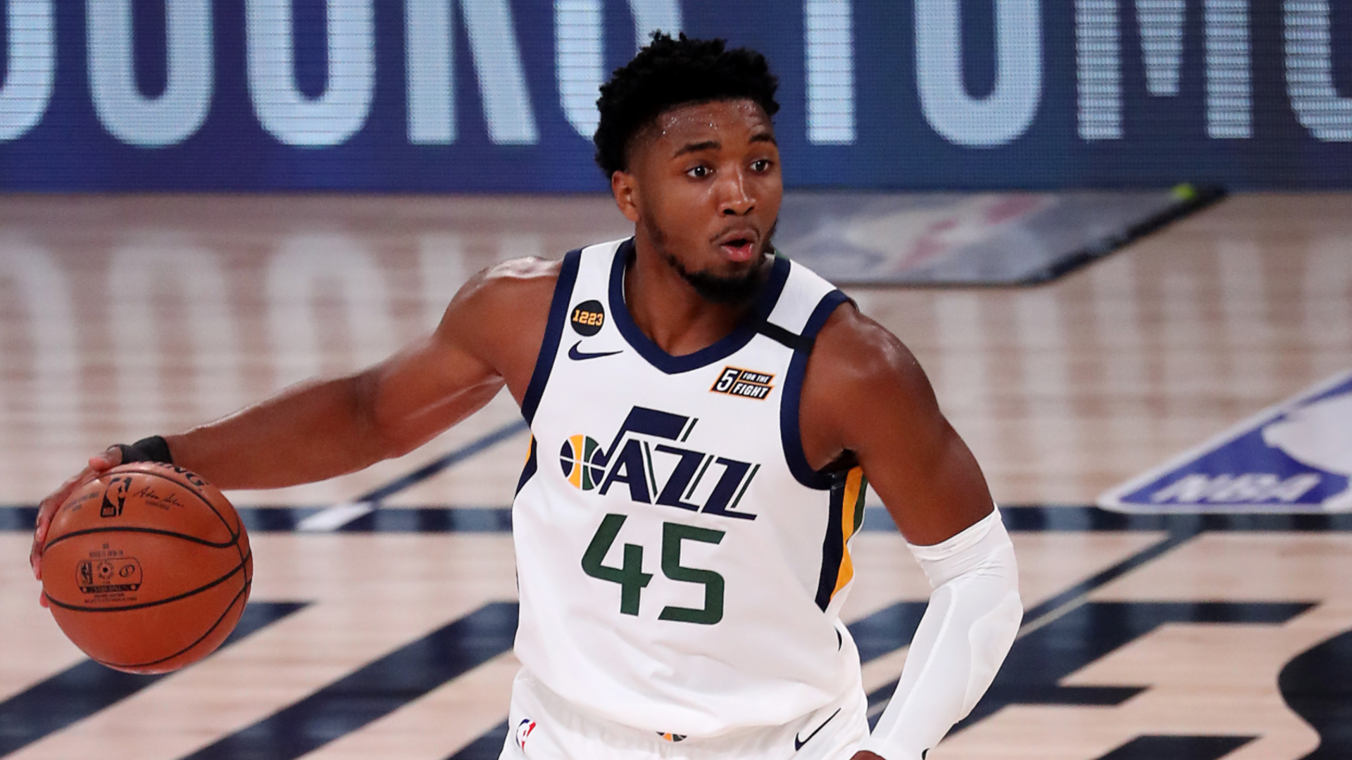 Donovan Mitchell, Rudy Gobert say Jazz need to stop getting 'screwed' by NBA officials