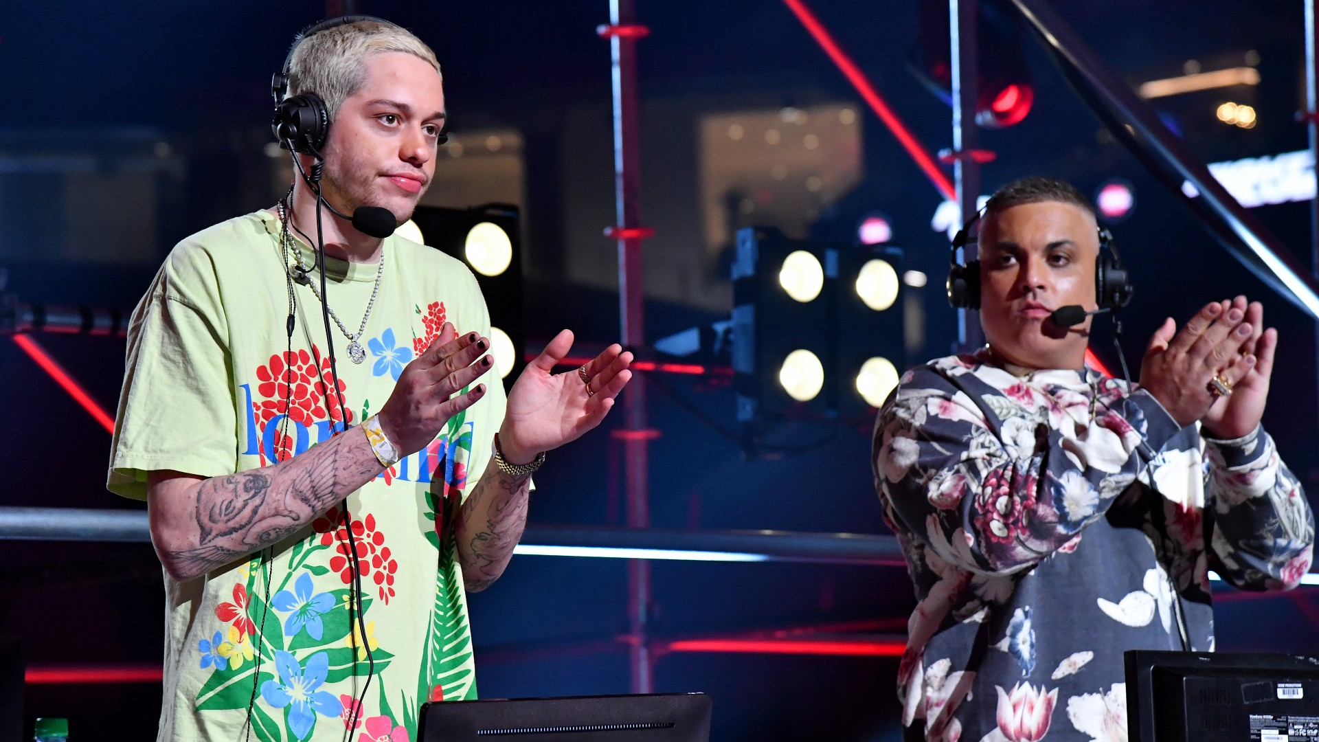 Pete Davidson Burns Badly in Jake Paul vs. Ben Ask's Paid Event Monologue