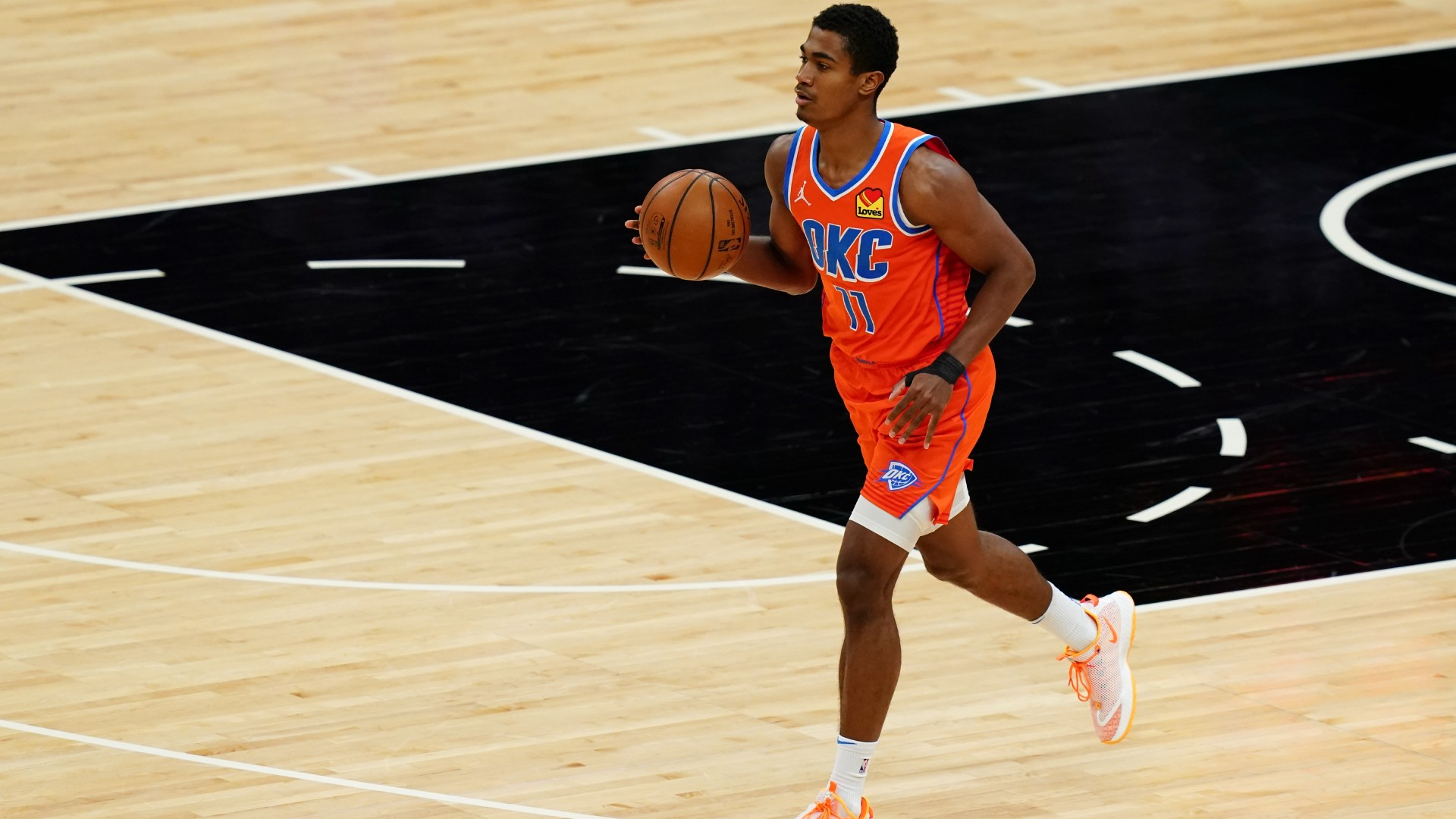 How many chances does Thunder have in the first round?  Looking at the draft of the Oklahoma City capital