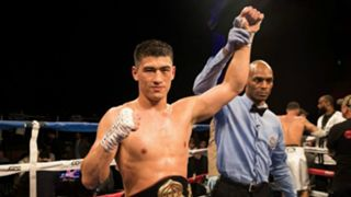 Dmitry Bivol faces Cedric Agnew on the Andre Ward vs. Sergey Kovalev card on June 17