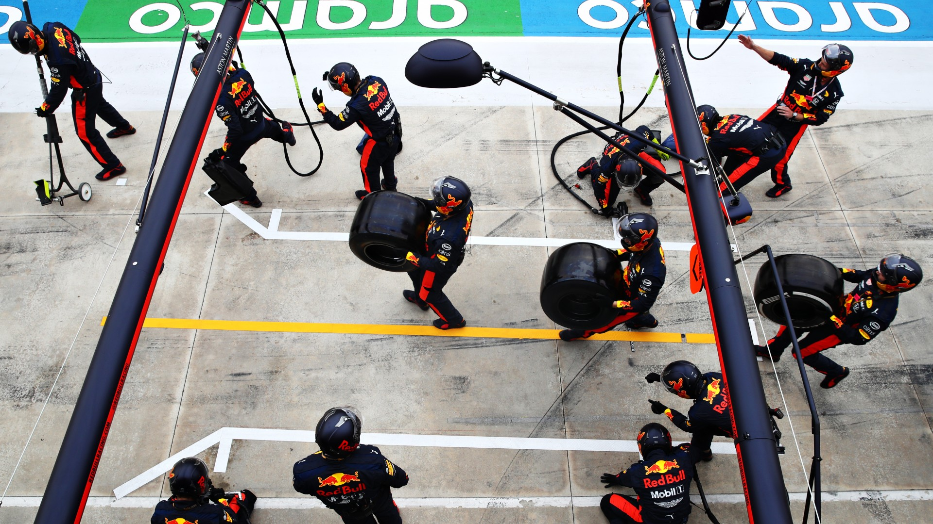 Is Formula 1 activated today?  TV schedule, date, next time of F1 race