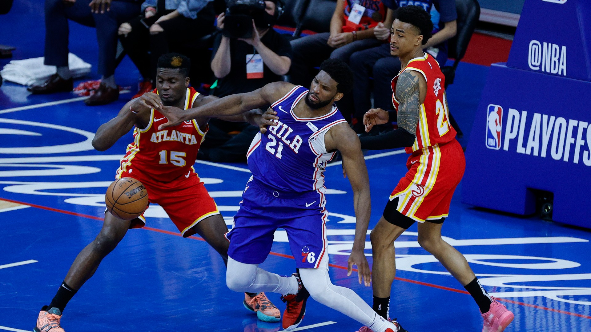 The 76ers have fallen, according to the numbers: The Hawks take on Game 5 as Philadelphia melts in the second half