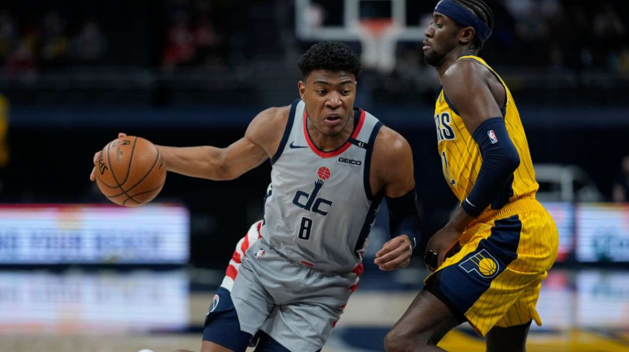 Rui Hachimura Washington Wizards