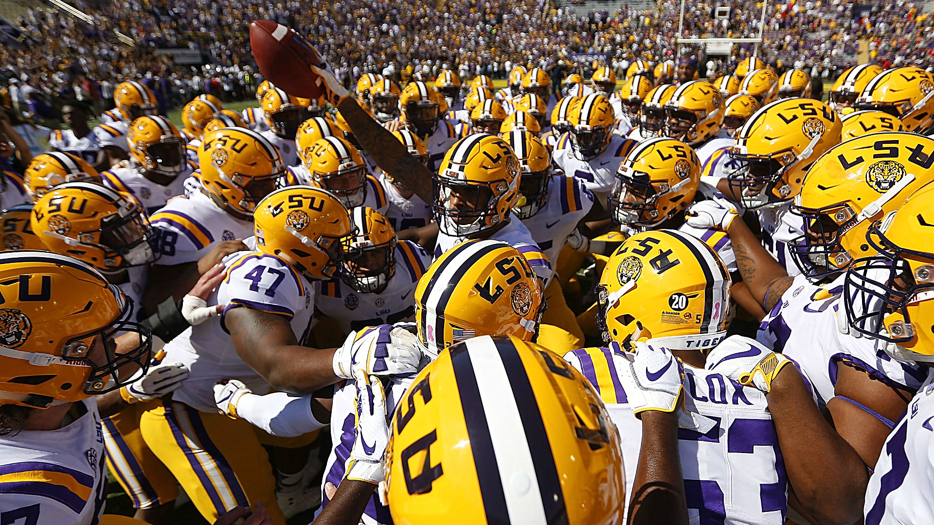 Lsu Showcases Insane New Football Facility After 28 Million Renovation Sporting News