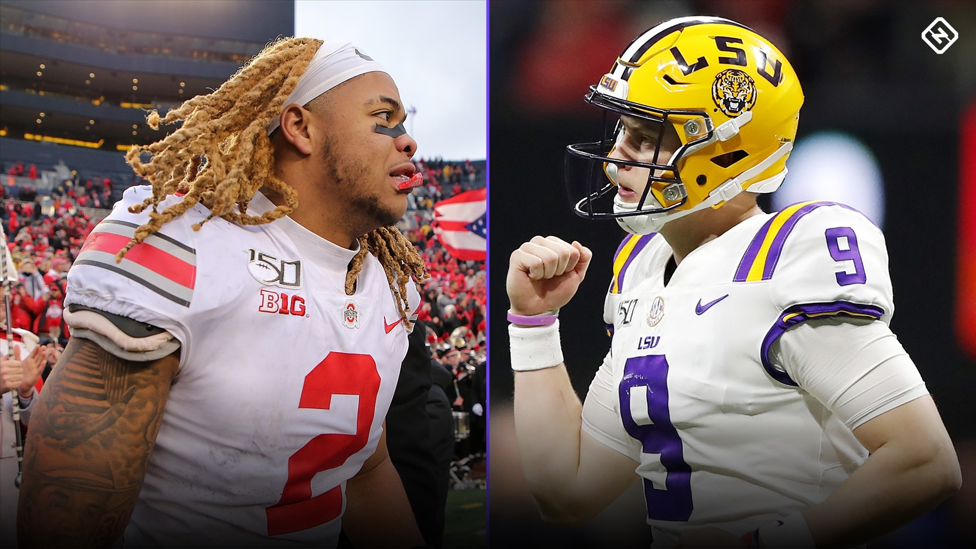 The College Football Playoff debate: Should LSU or Ohio State be No. 1?