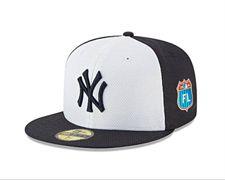 Yankees FTR spring training hats MLB.jpg